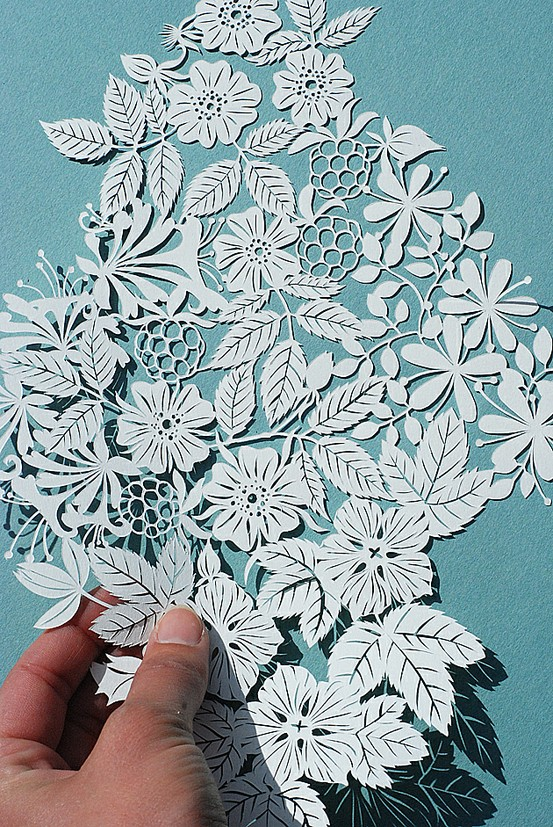 Beautiful paper cutting meandyoulookbook for Beautiful paper cutting art