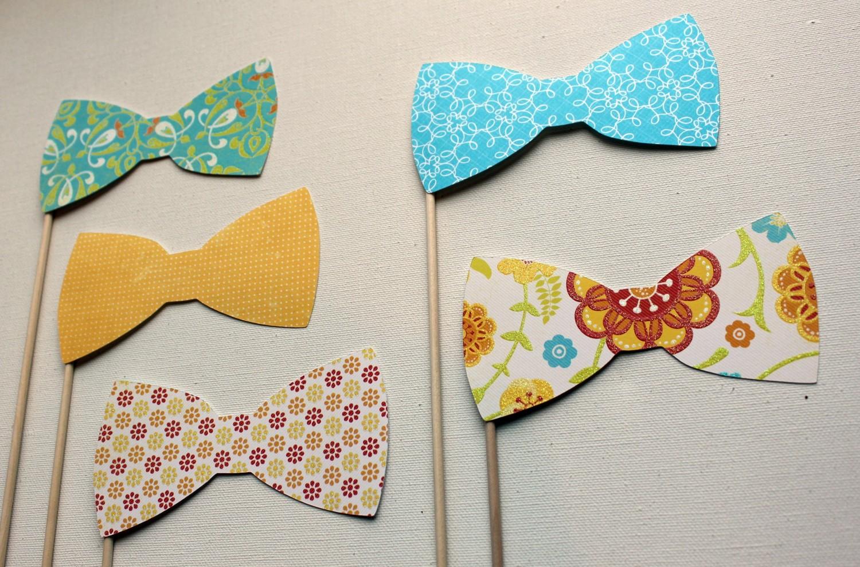 Hair Bow Template Fun bow ties and hair bow