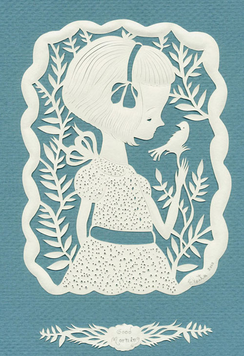 Papercutting meandyoulookbook for Beautiful paper cutting art