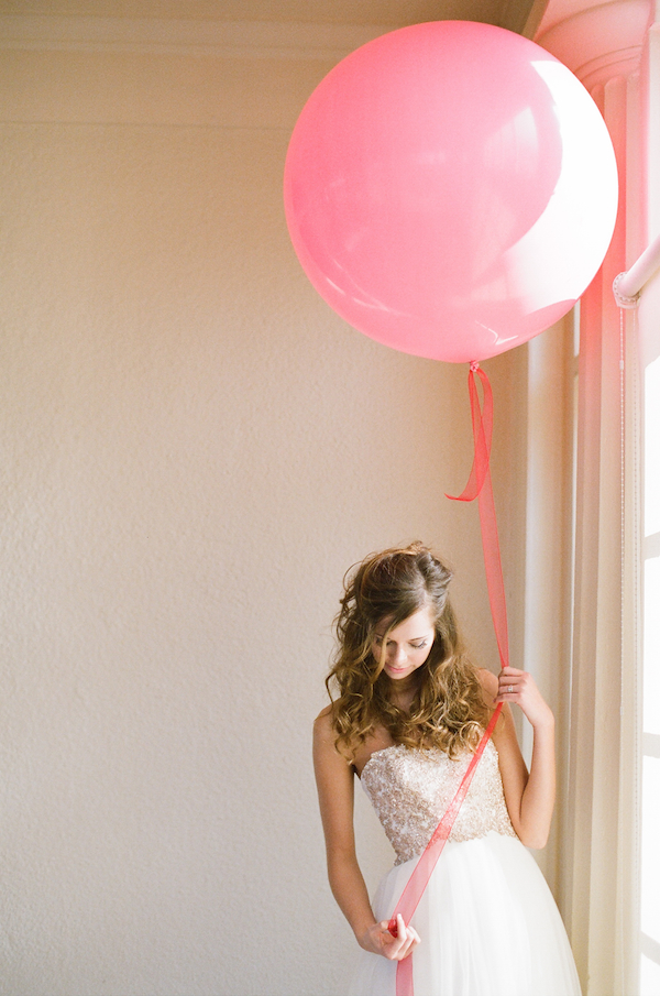 Giant Wedding Balloons | meandyoulookbook