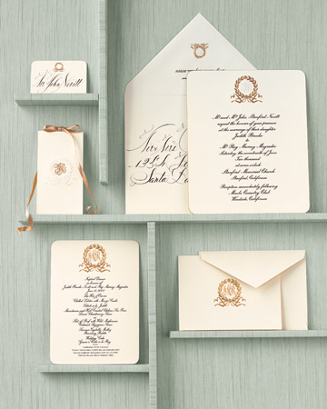 hand engraved stationery suite meandyoulookbook