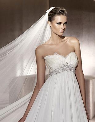 Manuel Mota For Pronovias 2012 Bridal Collection ...