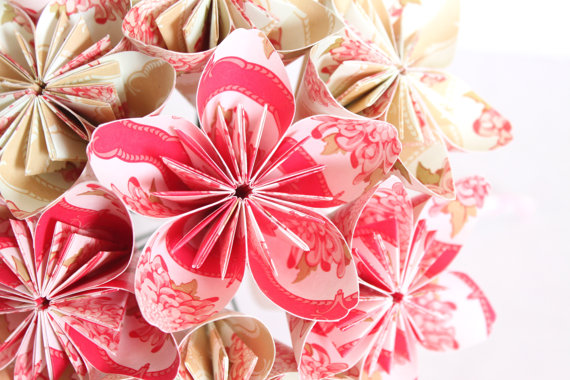 Everlasting origami paper flower bouquet meandyoulookbook everlasting origami paper flower bouquet by meandyoulookbook this mightylinksfo
