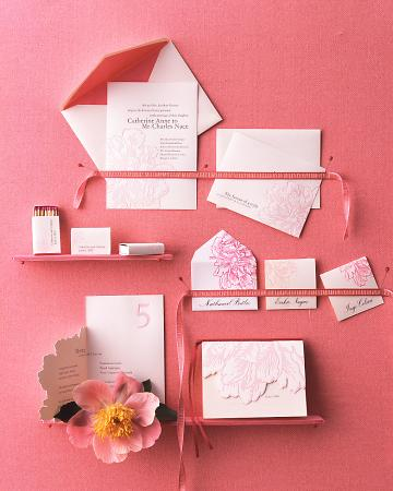 A letterpress wedding invitation pantrypressnet bears the image of a