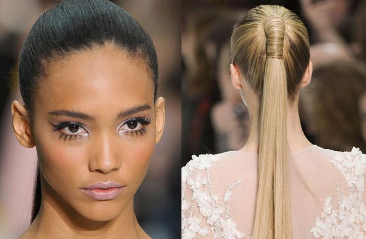Wedding Hair And Makeup Inspiration : Wedding Hair and Makeup Inspiration from Spring 2012 ...