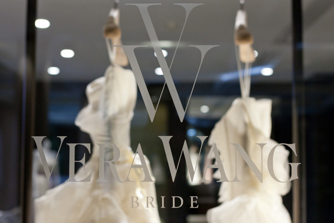 The Vera Wang Boutique, Sydney, Australia | meandyoulookbook