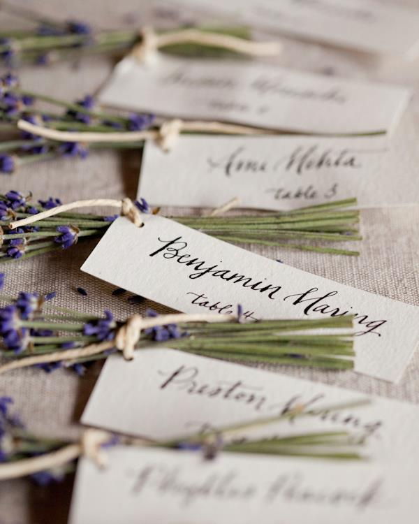 Seating Name Cards