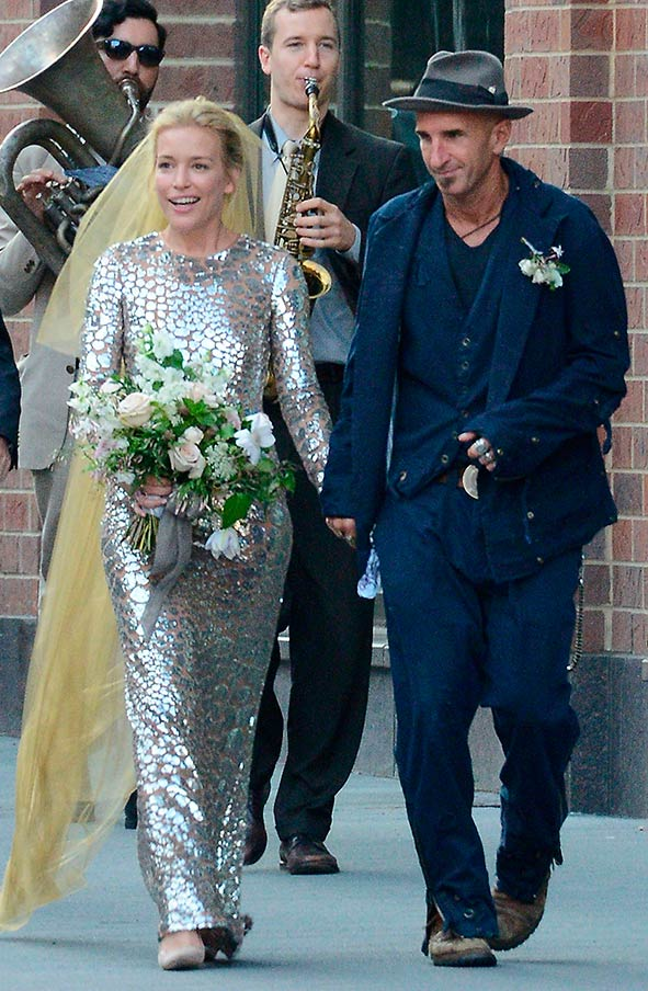 1406627211 Piper Perabo Michael Kors Wedding Dress
